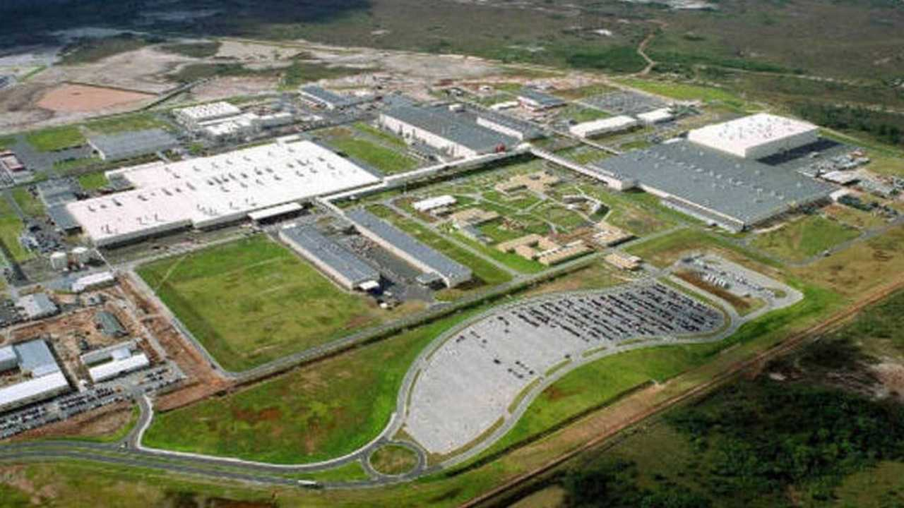 Fábrica Ford - Camaçari (BA)
