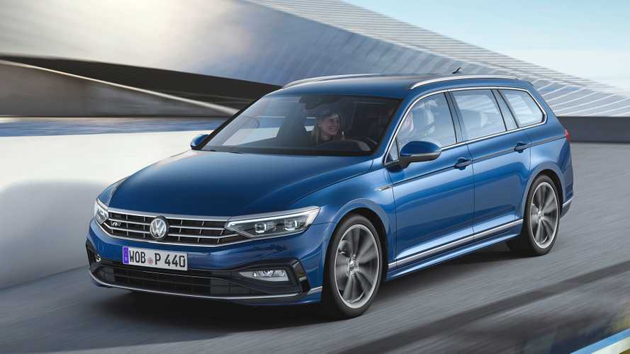 2019 VW Passat facelift (Euro Spec)