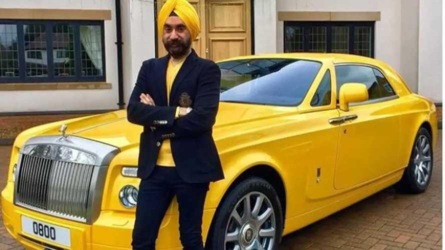 Los Rolls-Royce de Reuben Singh
