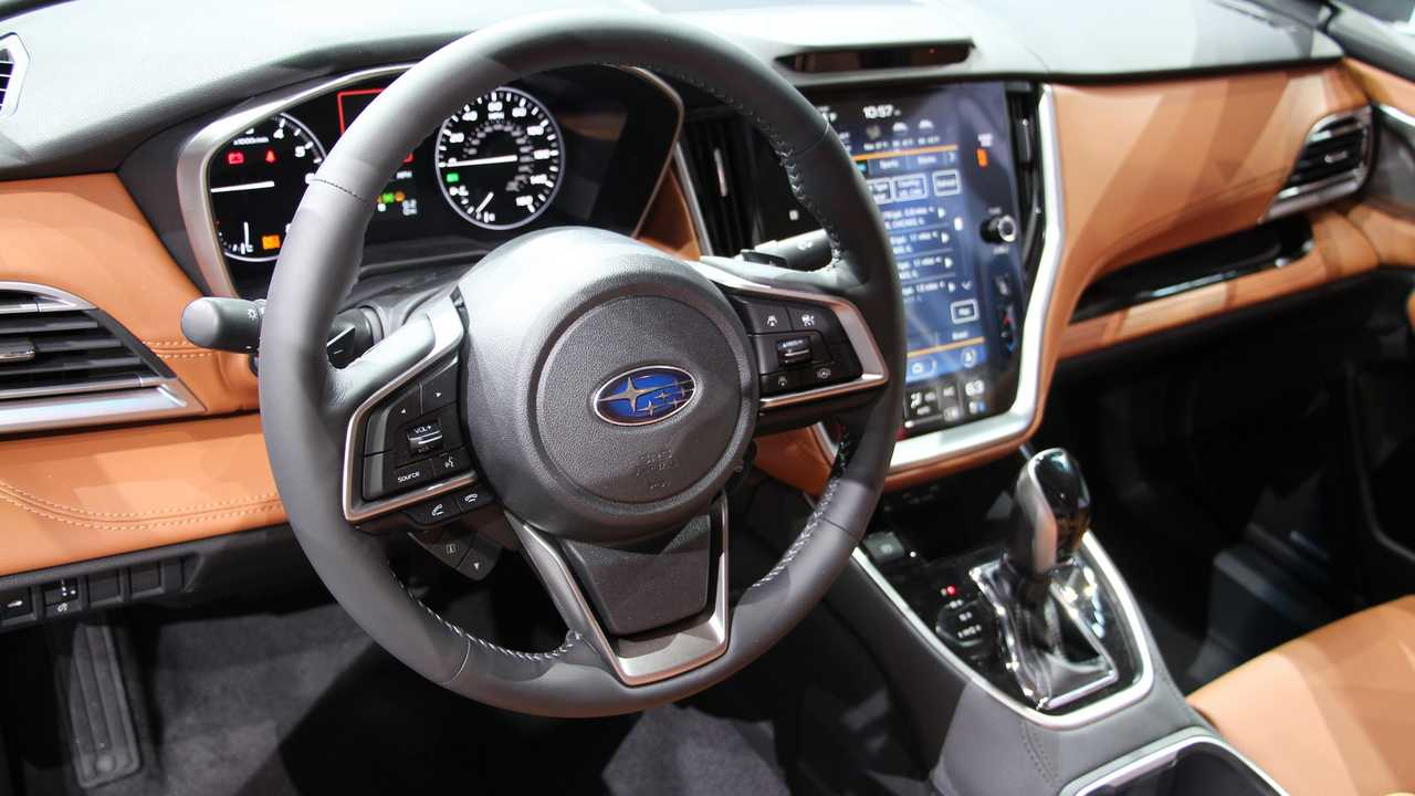 Most Expensive 2020 Subaru Legacy Costs 40 948