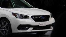 2020 Subaru Legacy Live Photos