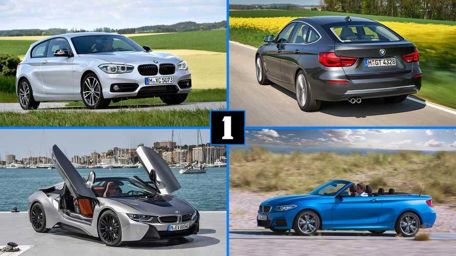 BMW: Diese Modelle könnten gestrichen werden