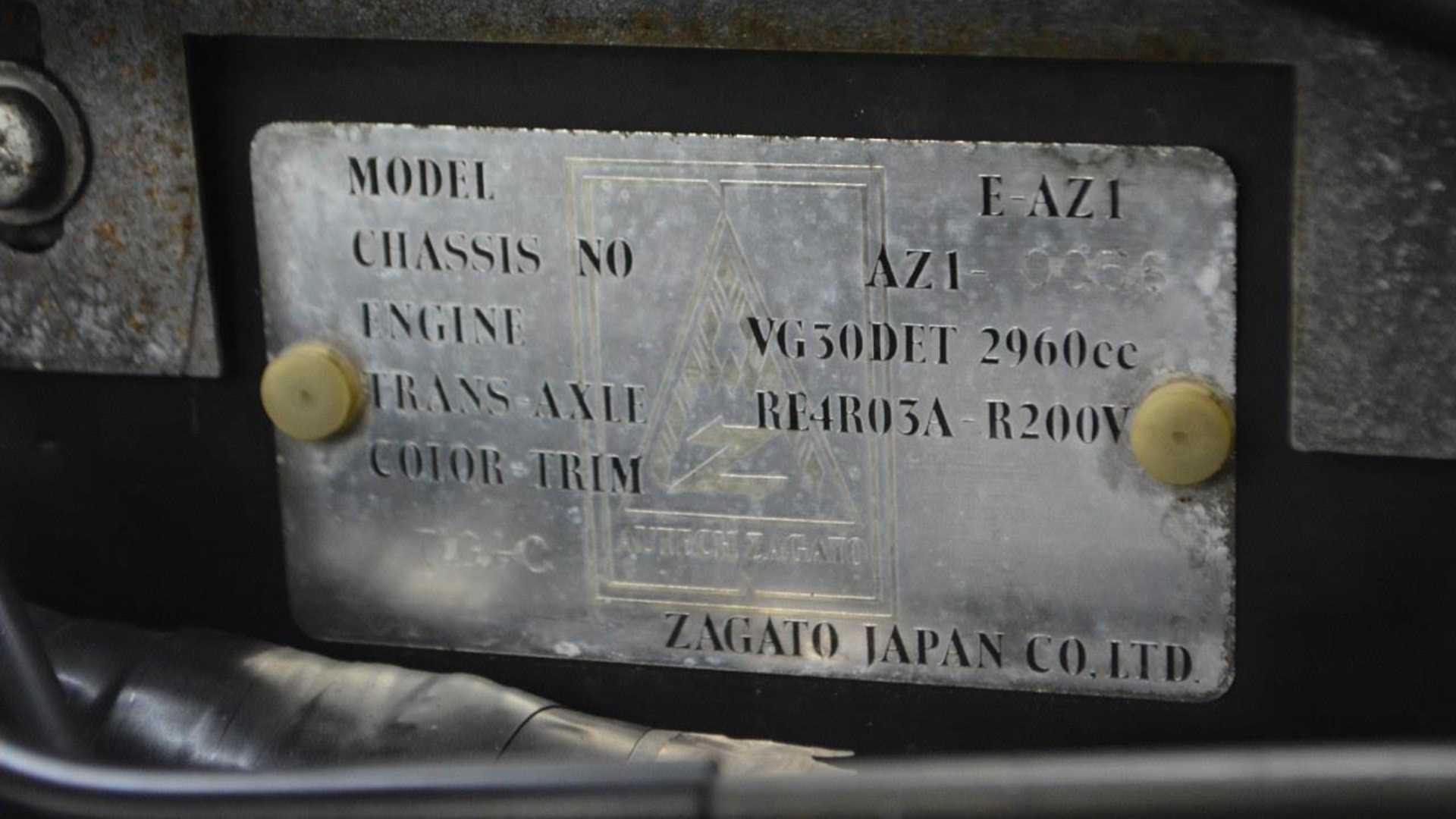 "[""Autech Zagato Stelvio AZ1 Ebay""]"