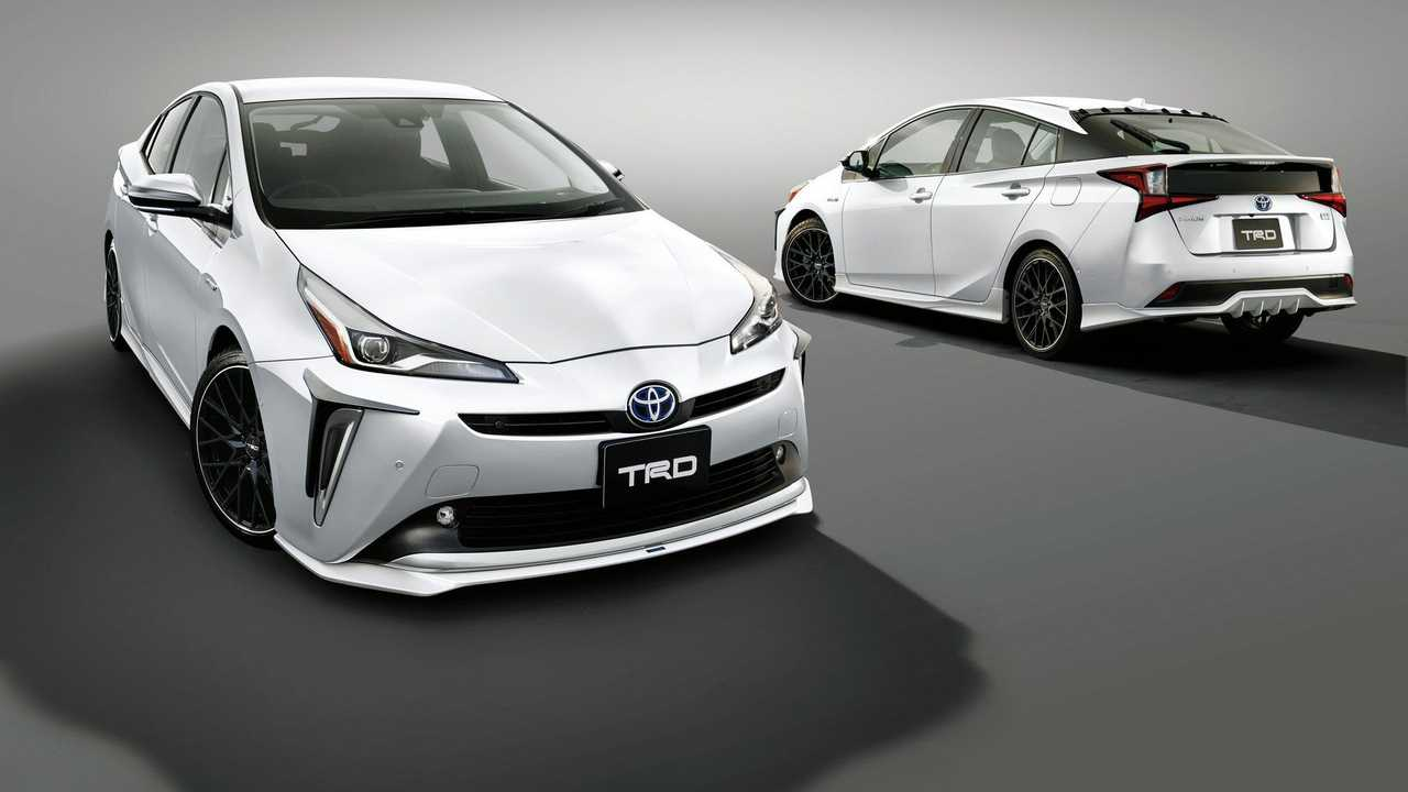 2019 Toyota Prius By Trd