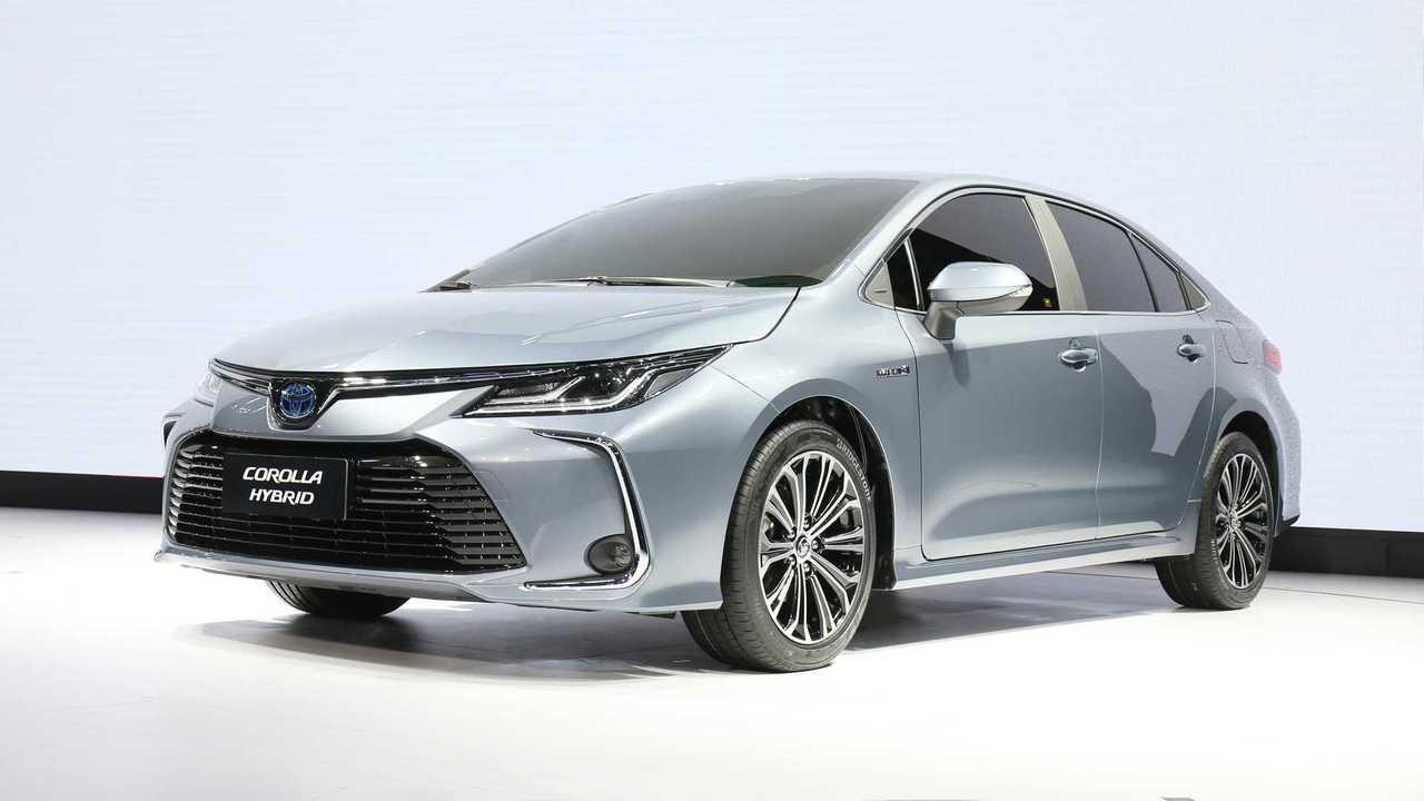 Novo Toyota Corolla Sedan 2020
