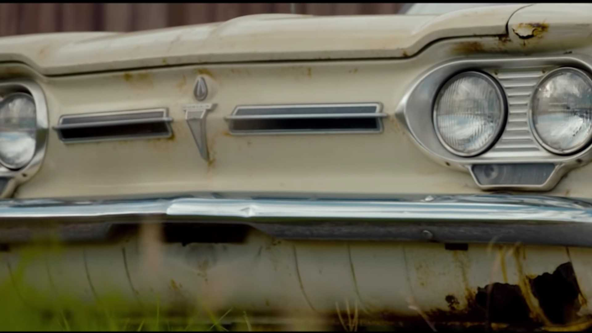 "[""Unsafe at any speed 1962 Chevy Corvair""]"