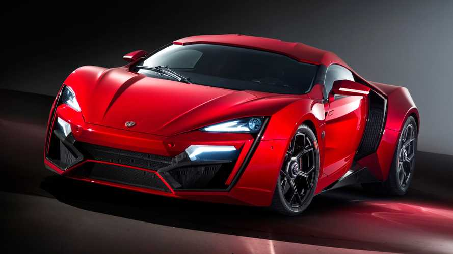 W Motors Lykan Hypersport | Motor1.com Photos