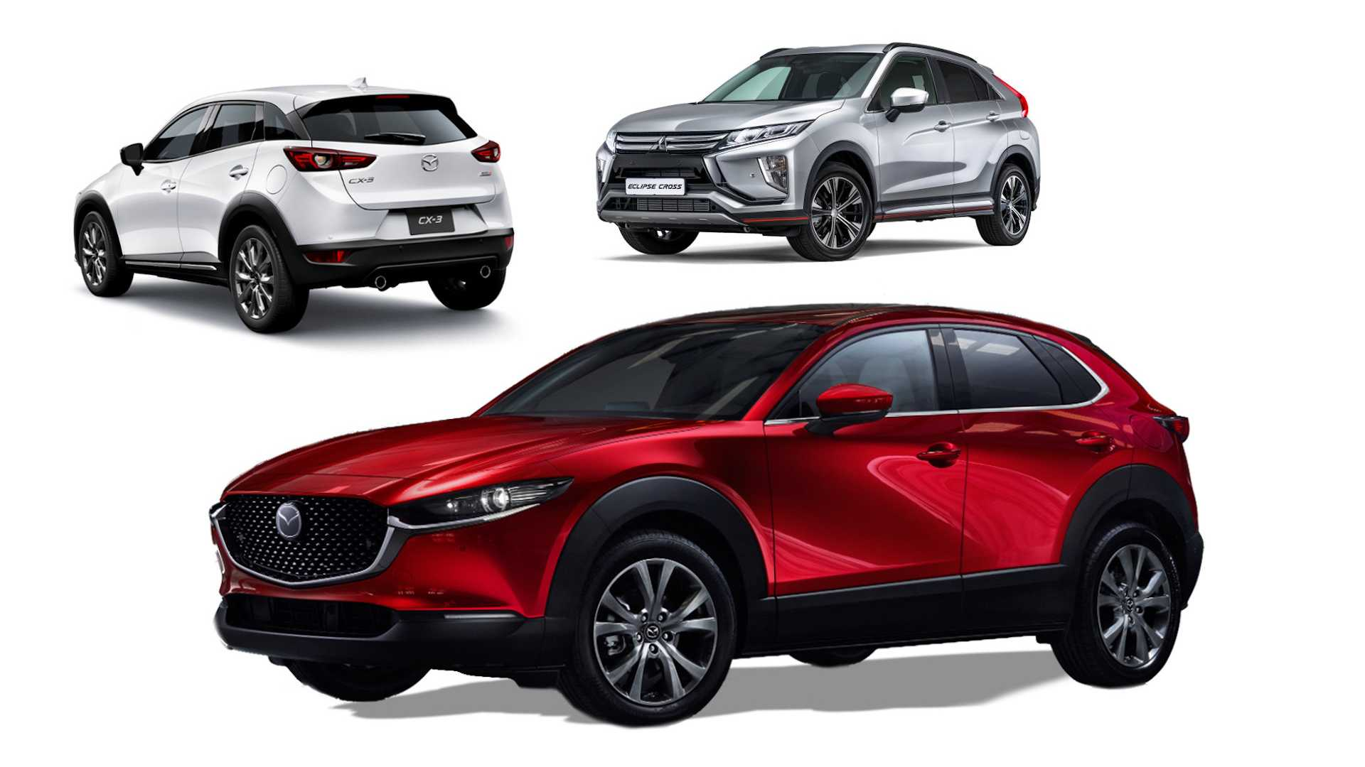 Mazda Cx 3 Release Date >> 2020 Mazda Cx 30 Vs The Competition What S The Difference