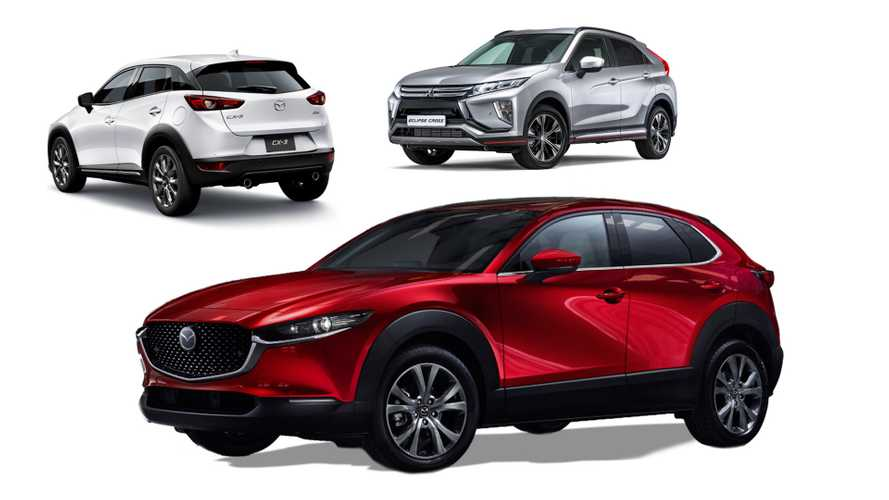 2020 Mazda CX-30 Vs The Competition: What's The Difference?