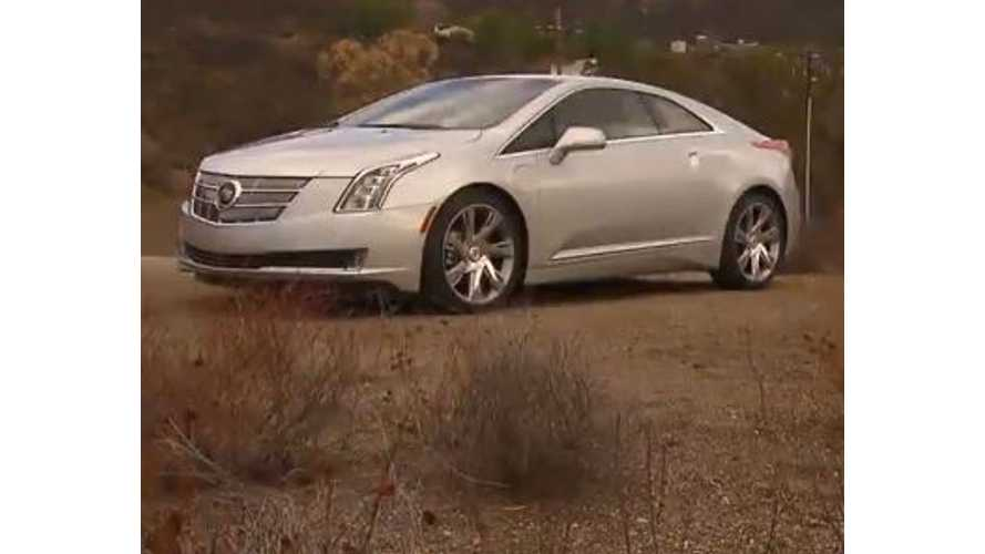 Video: CNN Money Reviews the Cadillac ELR