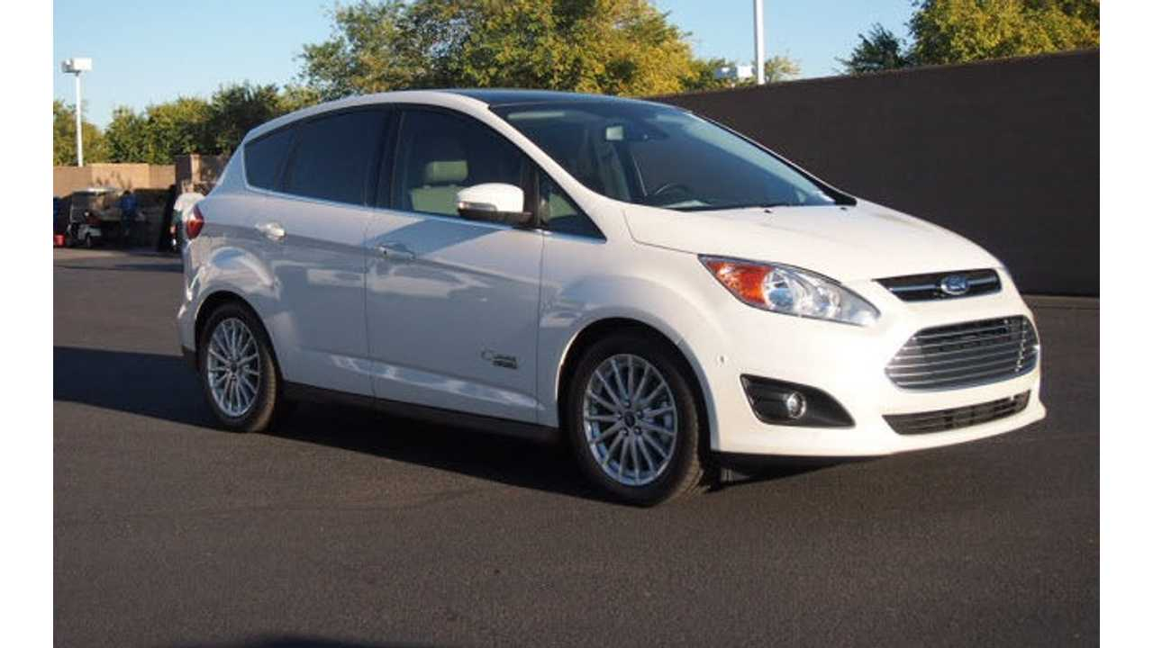 2013 Ford C-Max Energi Now Available From $28,745 In Some Parts Of The Country (wave to California)