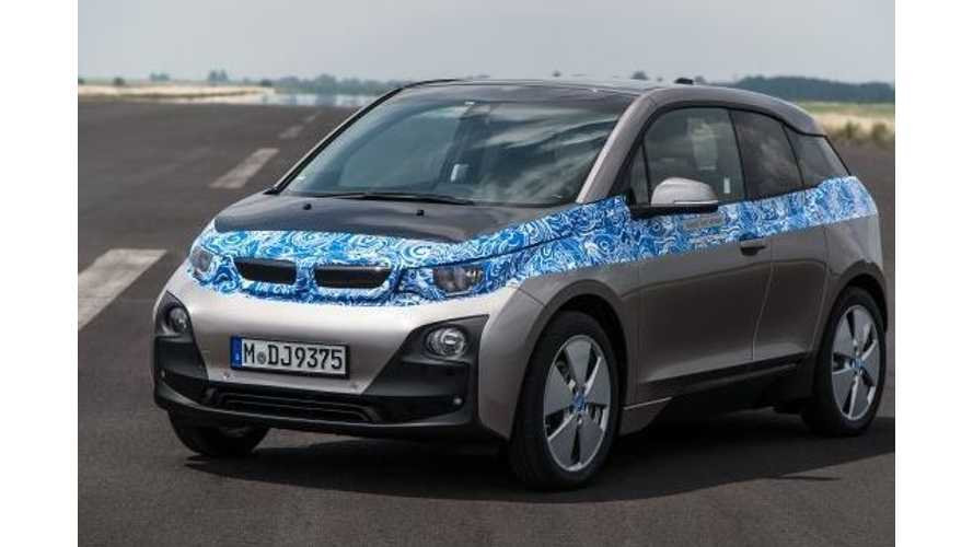 Official: BMW i3 Range Extender Option Adds 4,490 Euros ($5,919 US) to Price Tag in Netherlands