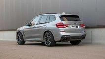 H&R-Sportfedern für den BMW X3 M40d xdrive