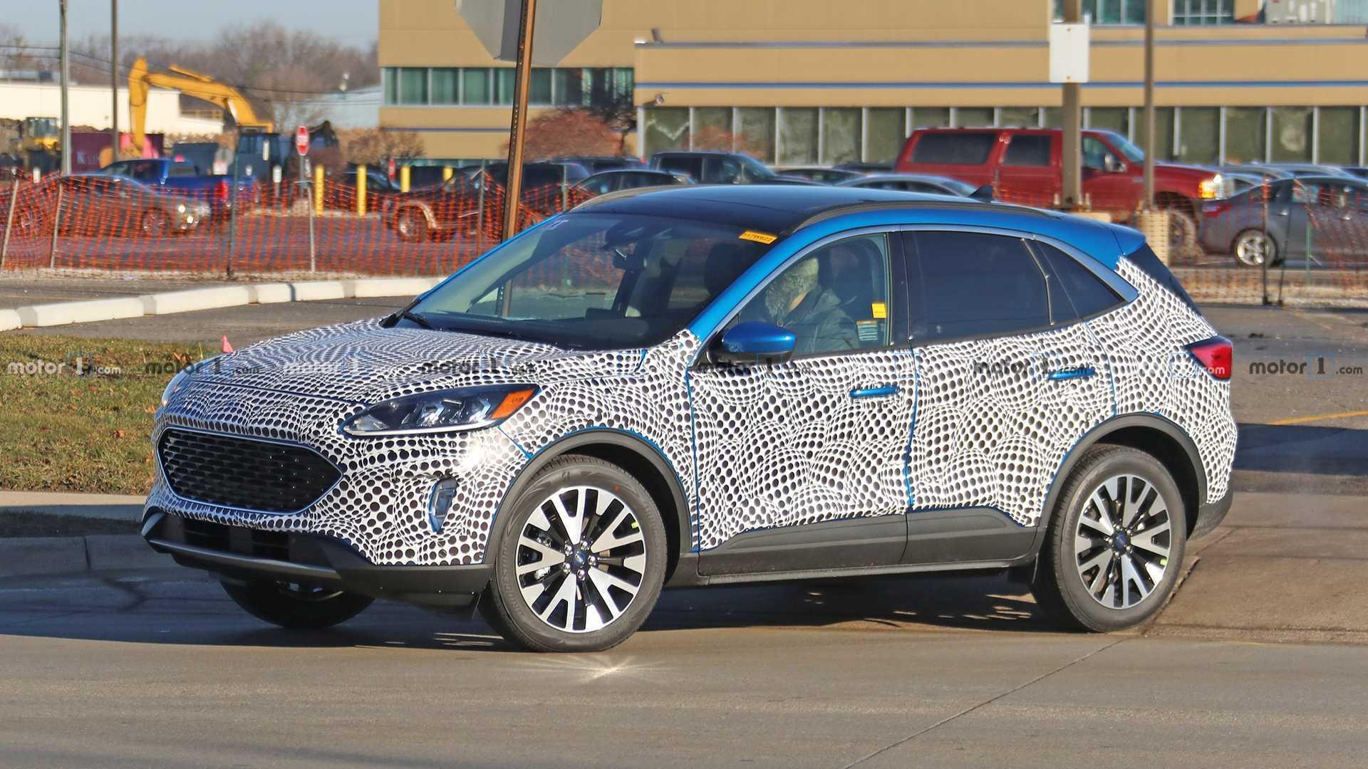 Neues Ford Suv Soll Noch 2019 Starten