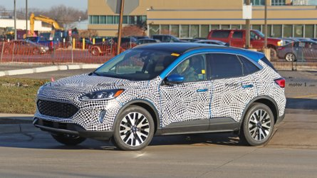Flagra: Novo Ford Escape será irmão da picape abaixo da Ranger