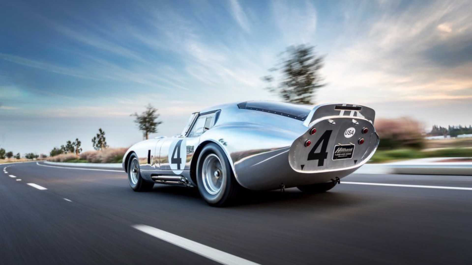 """[""""Shelby Cobra Daytona Coupe Can Be Your Secret Weapon""""]"""