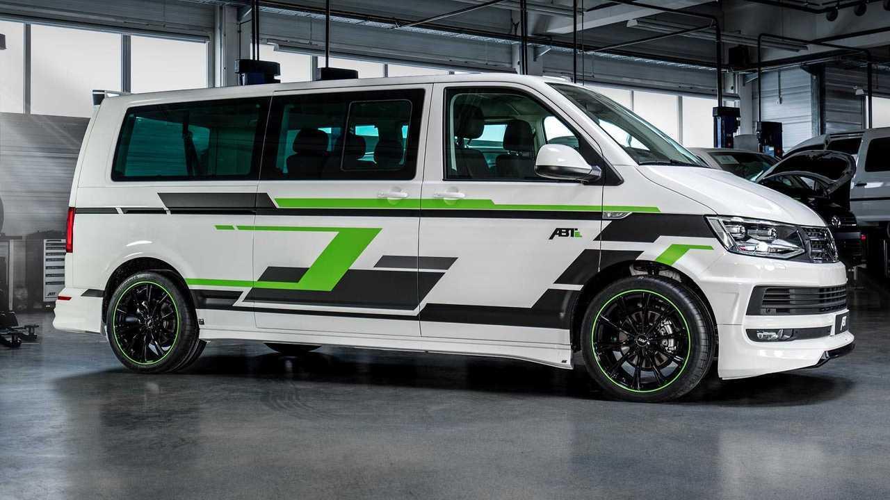 Abt e-van Volkswagen