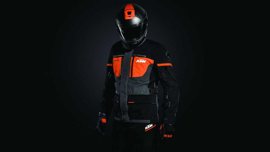 Elemental GTX TECH-AIR JACKET, la chaqueta de KTM con airbag