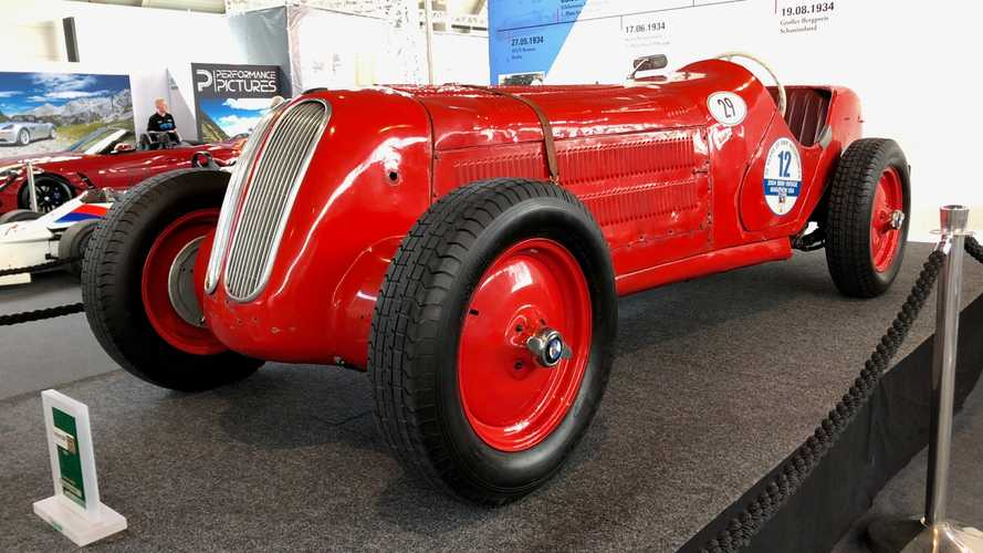 Oldest Surviving BMW Racing Car Rediscovered And Restored