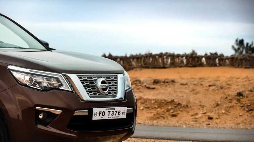 Prueba Nissan Terra en Marruecos