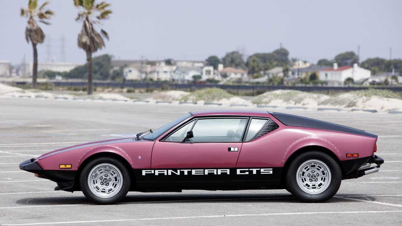 Ares Design'ın Panther Adlı Süper Otomobili