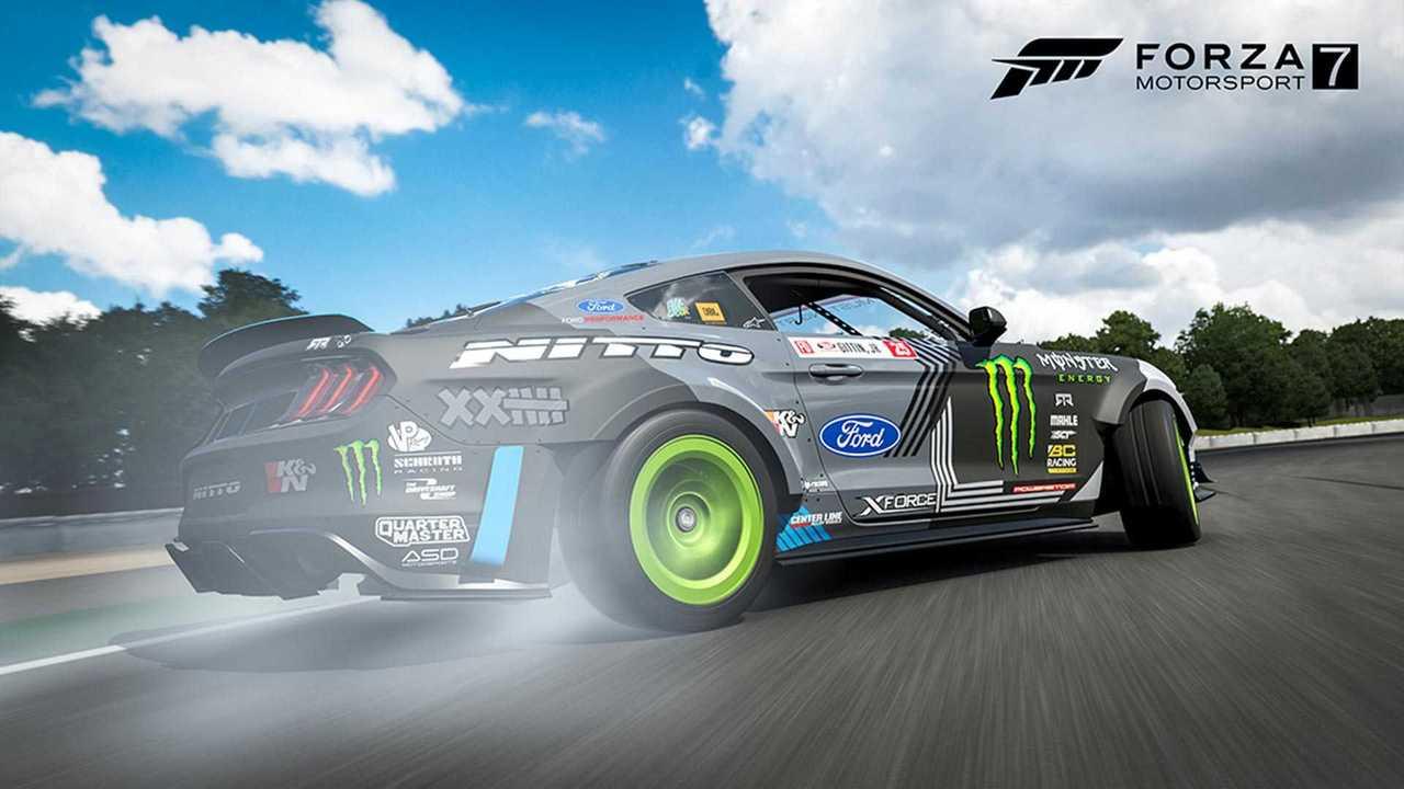 Forza Motorsport 7, Forza Horizon 4 Updates Add RTR Drift cars