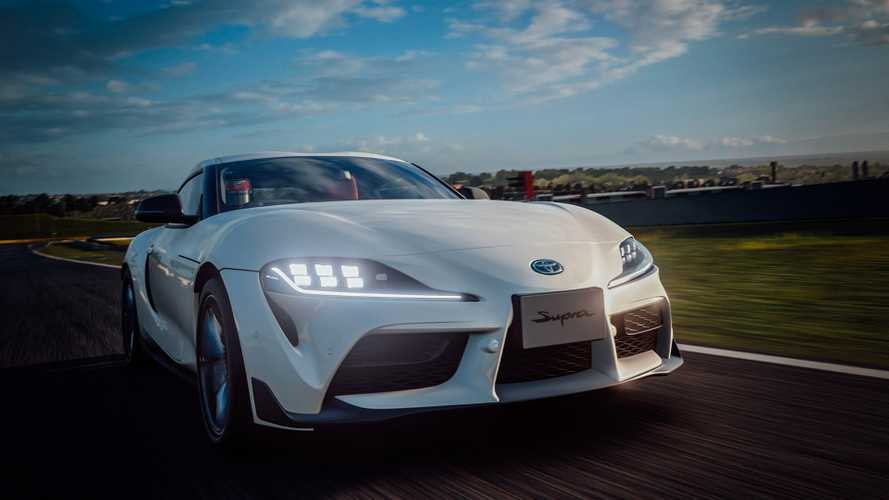 Gran Turismo Sport añade el Toyota GR Supra RZ y un nuevo circuito