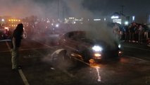 Ford Mustang Fire