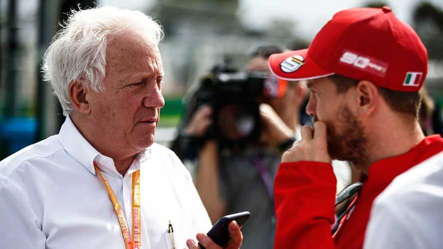F1 in lutto: è morto Charlie Whiting, direttore di gara dei GP
