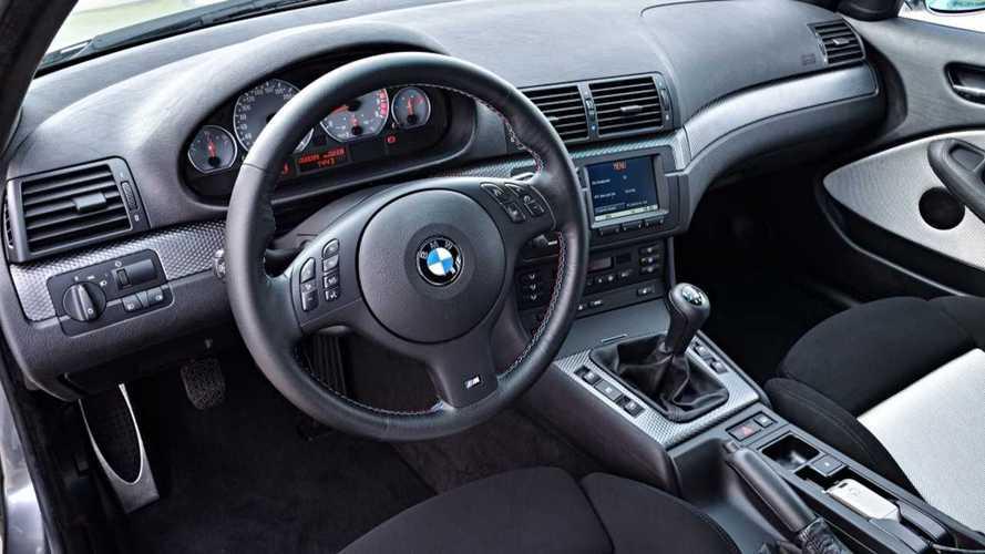 BMW compte encore réduire son offre en boîte manuelle