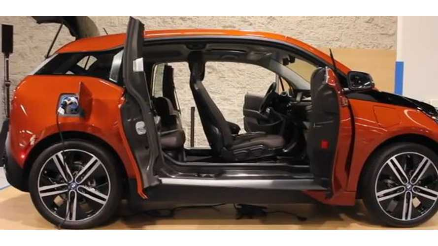 Video: Head of BMW EV Operations Discusses 2014 i3 in Detail
