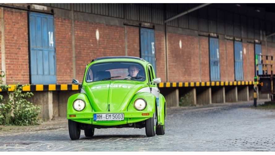 Karabag Looking to Convert 20,000 Iconic VW Beetles to Electric in 2014