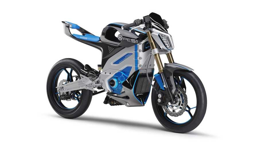 Yamaha To Show Five Electric Two-Wheel Concepts at 2013 Tokyo Motor Show