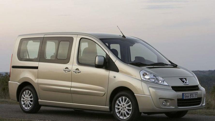 Toyota to get a rebadged Peugeot Expert / Citroen Jumpy