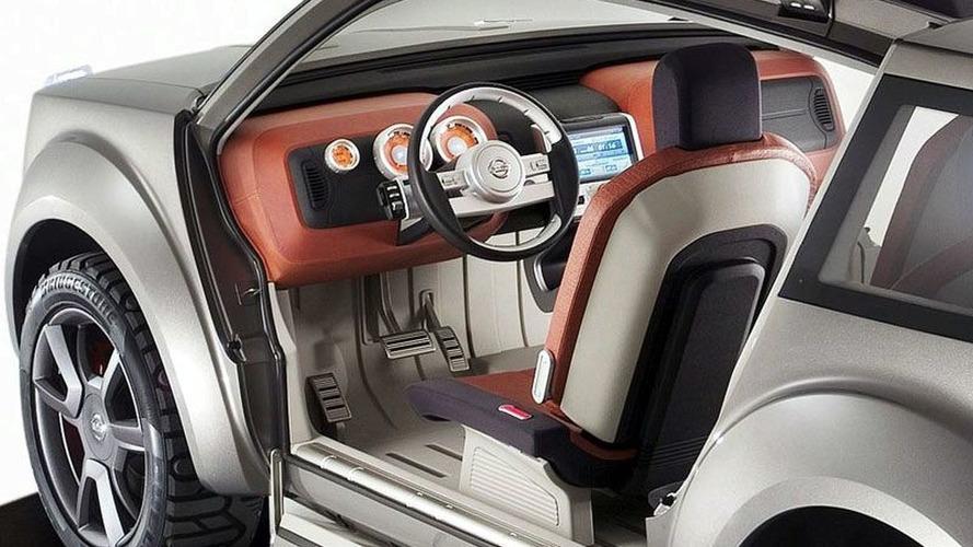 Nissan Geneva Motorshow Pre-Release