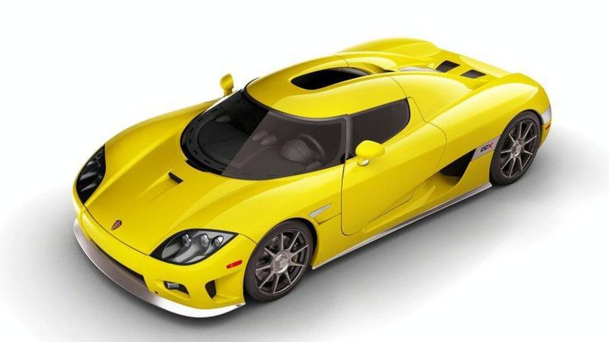 Koenigsegg CCX Revealed