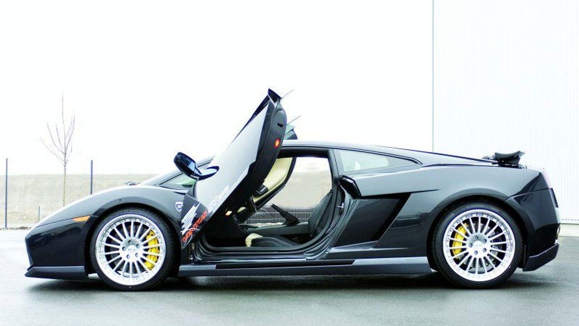 Hamann Wing Doors For The Lamborghini Gallardo Motor1 Com Photos