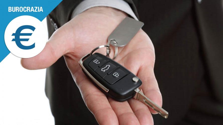 Car sharing, occhio alle sanzioni per chi sgarra