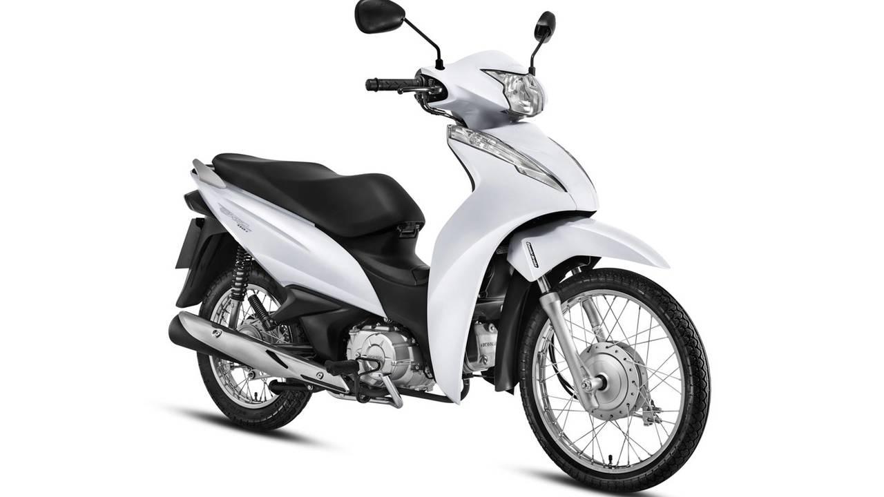 Honda Biz 2018 avaliação