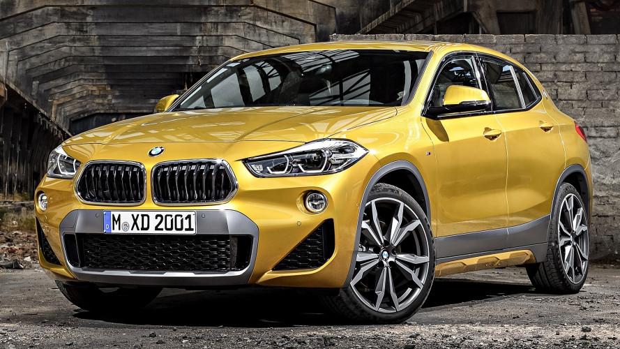BMW X2, il SUV compatto per chi lo vuole sportivo