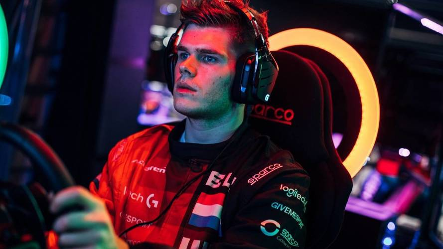 Former Dutch karting champion crowned world's fastest gamer