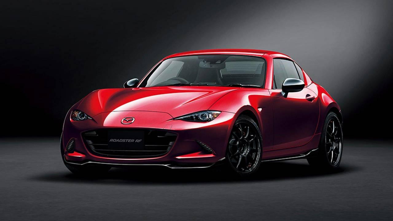 Mazda MX-5 Miata RF Custom Style