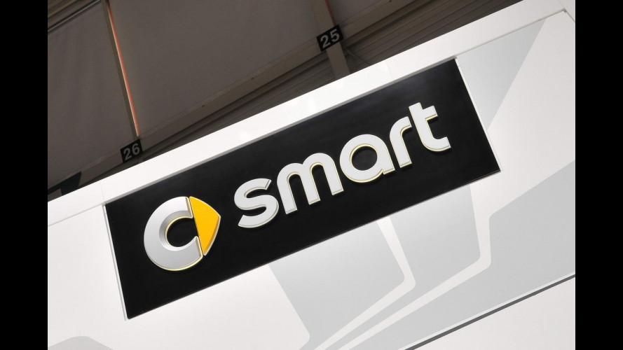 Smart al Salone di Ginevra 2013