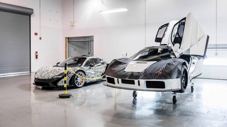 First North American McLaren F1 Service Center Opens In U.S.