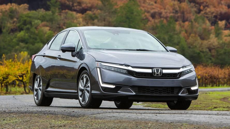 Honda Clarity PHEV, 114 km a emissioni zero
