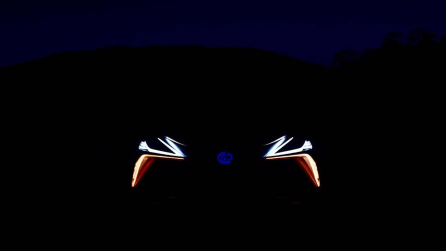 Lexus LF-1 Limitless Concept Lights Up In New Teaser