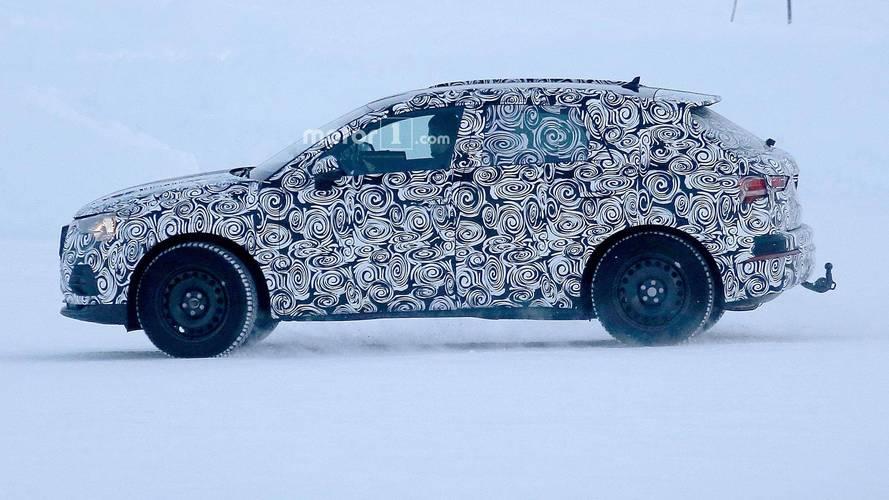 Audi Q3 Spy Photos