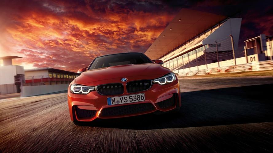BMW M3 e M4, da novembre addio all'albero di trasmissione in fibra di carbonio