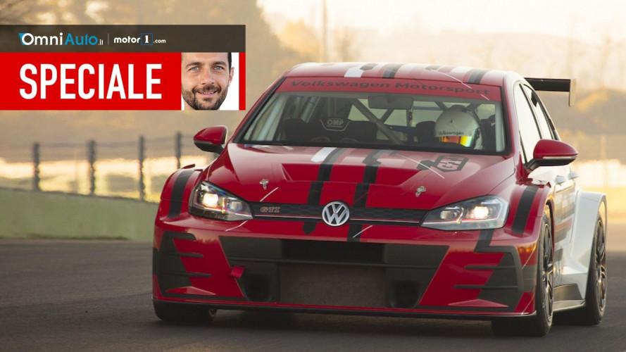 Volkswagen Golf GTI TCR, com'è guidare una Golf da corsa
