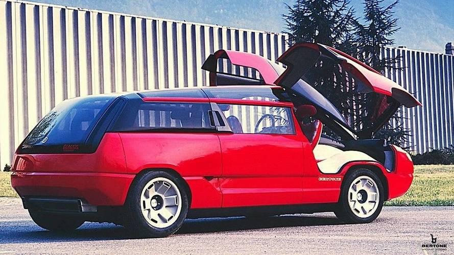 1988 Bertone Lamborghini Genesis: забытые концепт-кары